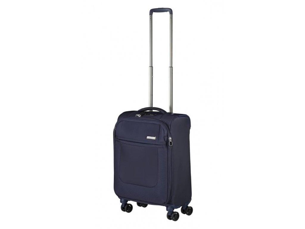 175783 6 cestovni kufr march imperial s modra
