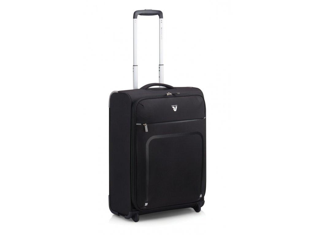 174736 8 cestovni kufr roncato lite plus 2w s cerna
