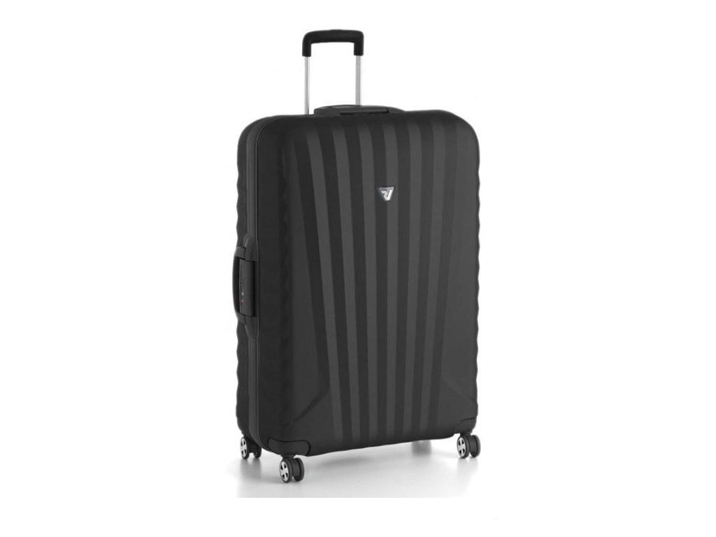 164335 4 cestovni kufr roncato uno sl l cerna