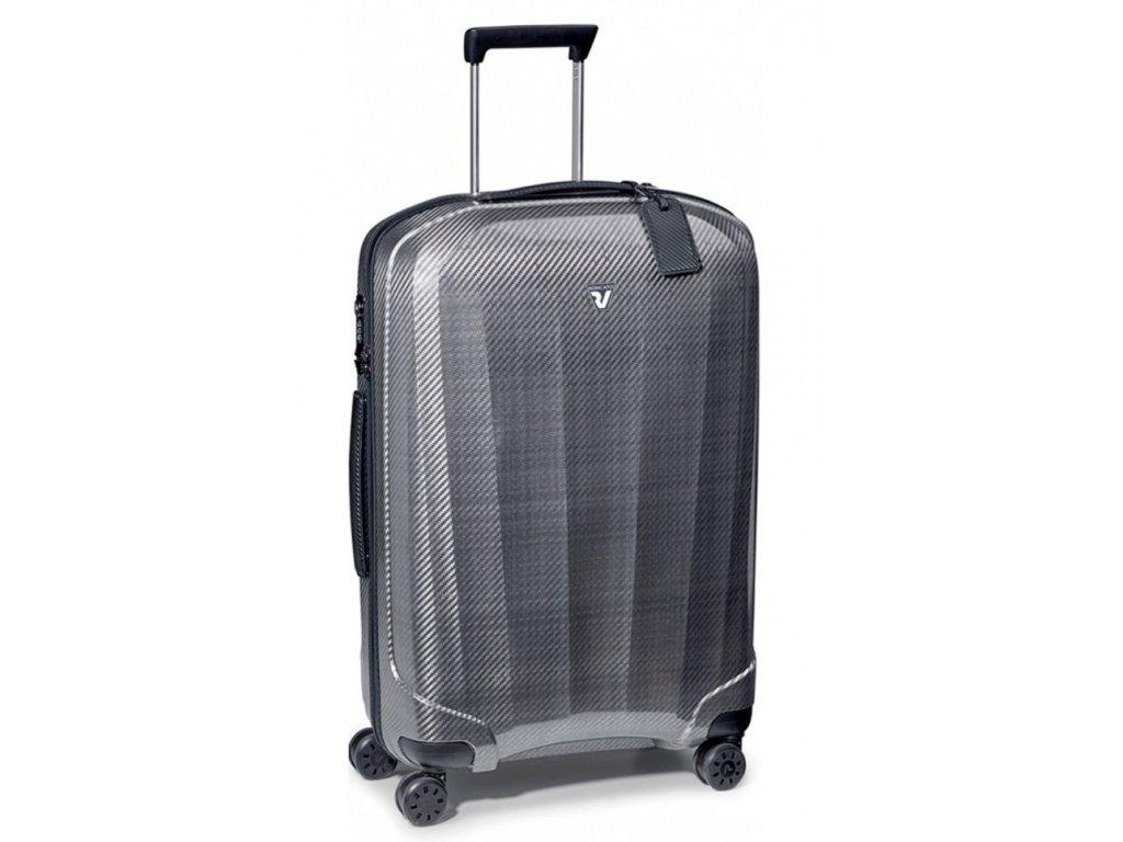 171133 5 cestovni kufr roncato we are 4w m grey
