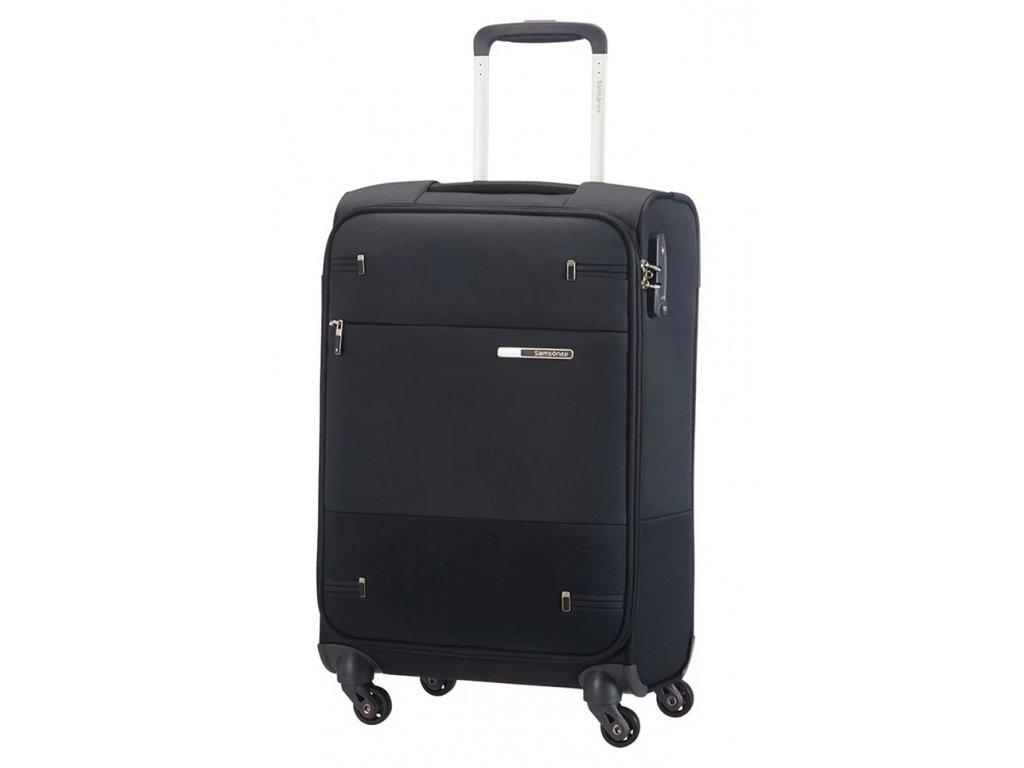 175057 14 cestovni kufr samsonite base boost 4w s cerna