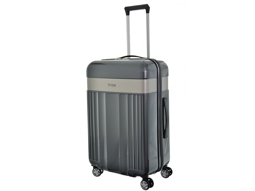 174562 7 cestovni kufr titan spotlight polykarbonat m antracitova