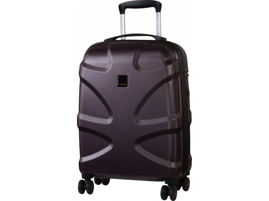 181303 cestovni kufr titan x2 flash s maroon shark