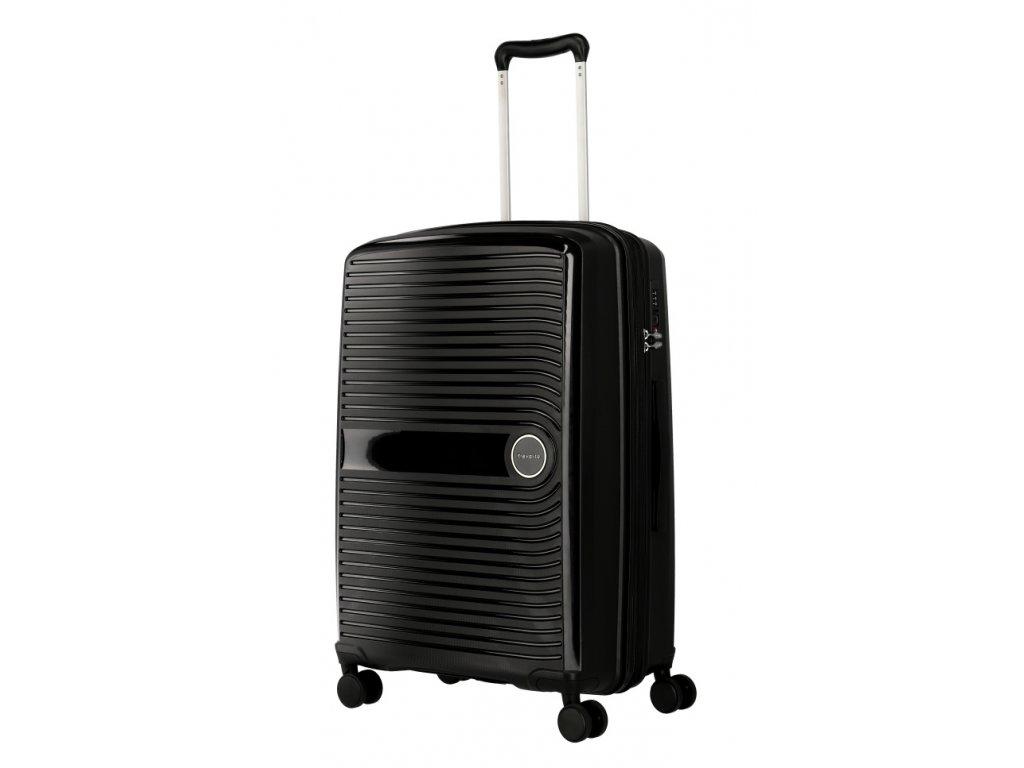 175972 11 cestovni kufr travelite ceris w4 m cerna
