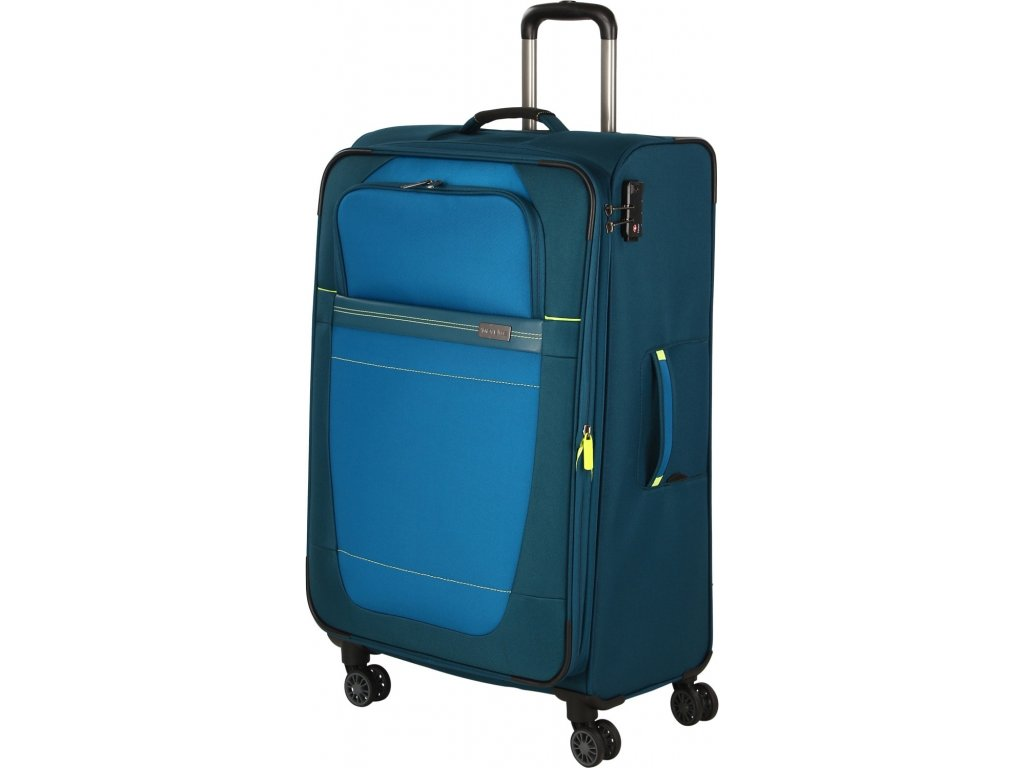 184015 cestovni kufr travelite meteor 4w l petrol