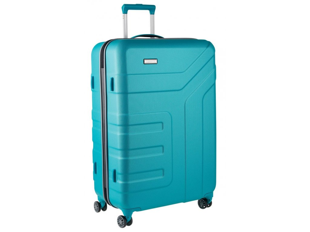 165475 6 cestovni kufr travelite vector 4w l turquoise