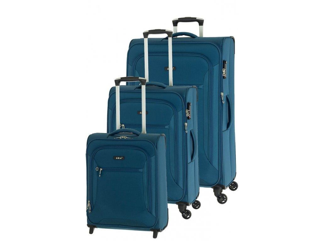 165157 1 cestovni kufry set 3ks d n s m l petrolejova
