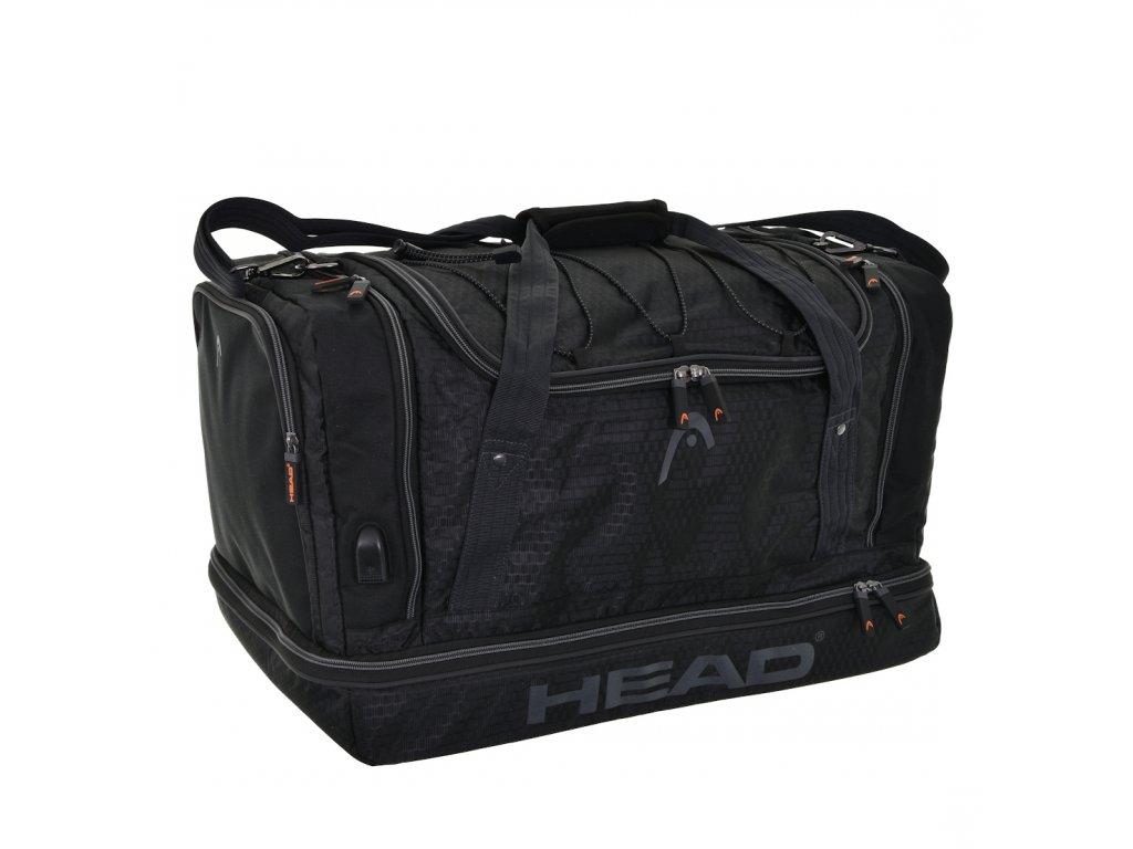 169324 13 cestovni taska head smart travelgear black