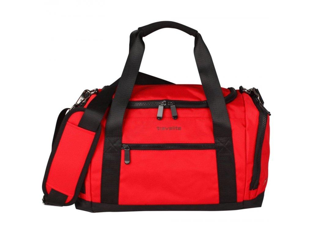 165238 6 cestovni taska travelite flow s red
