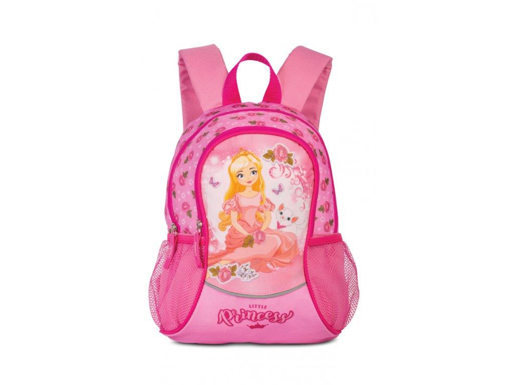 171514 1 detsky batuzek mala princezna pockets pink