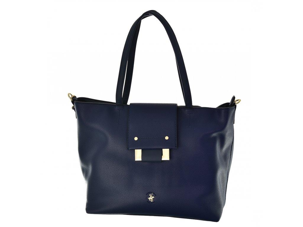 177706 10 kabelka shopper bhpc alba modra