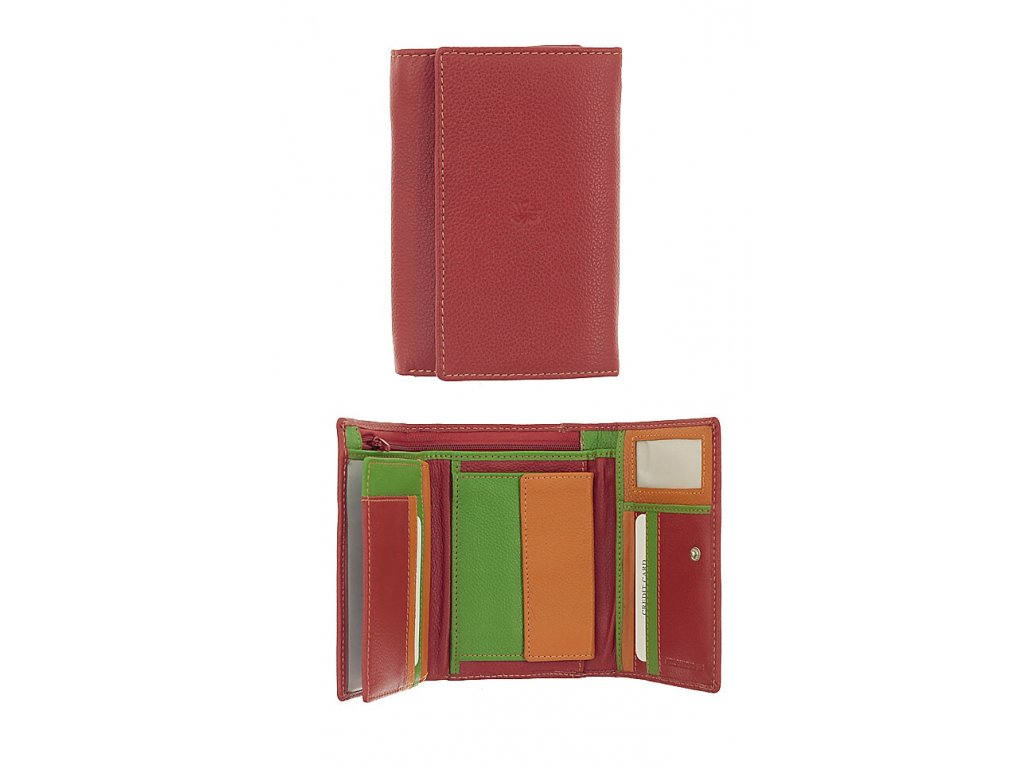 164638 5 penezenka carraro multicolour cervena