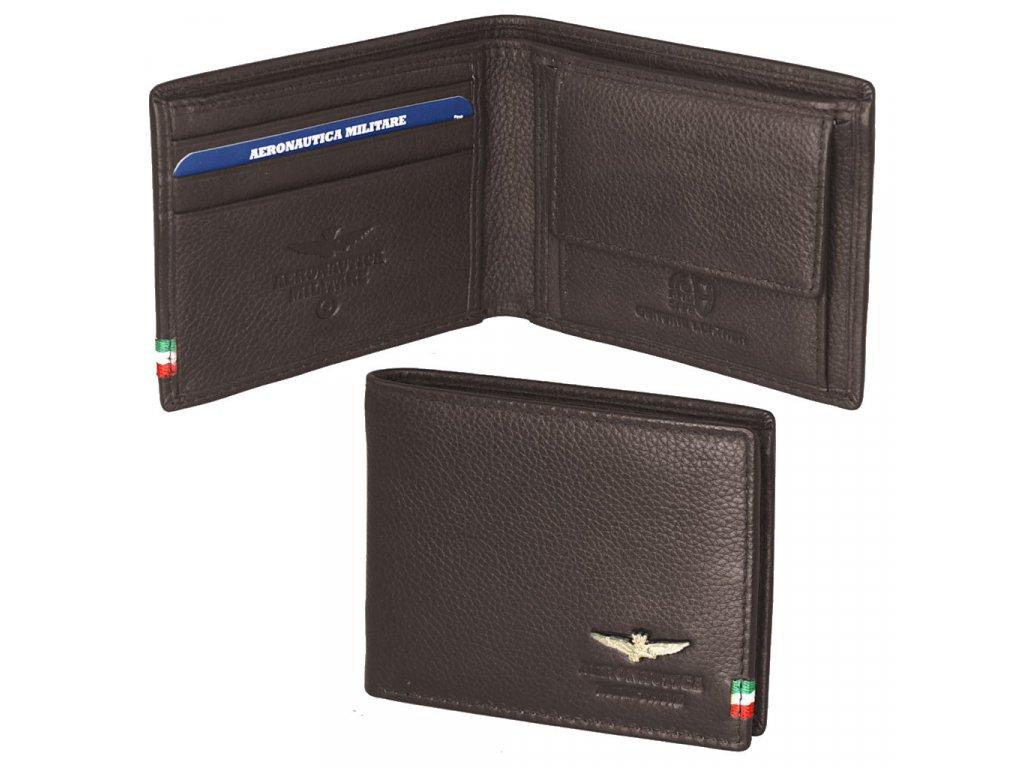 am101 portafolio con portaspicci e carte di credito moro marrone 1024x1024