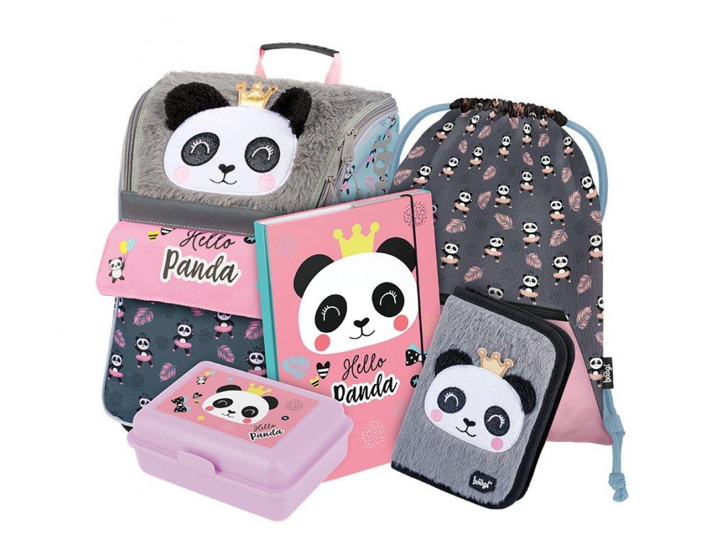 skolni set zippy panda ii 810432 28
