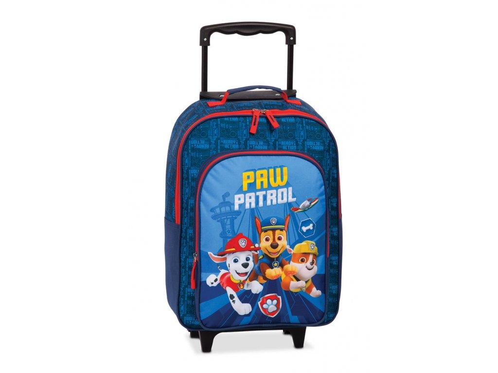 Dětský kufr Tlapkova patrola
