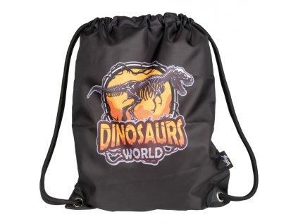 61938 3 baagl sacek na obuv dinosauri
