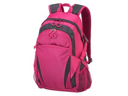 189784 batoh travelite basics pink