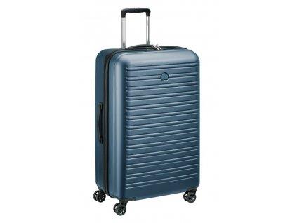 170626 8 cestovni kufr delsey segur 78 blue