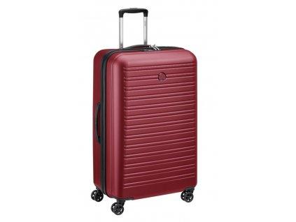 170629 8 cestovni kufr delsey segur 78 red
