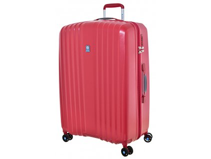 169450 8 cestovni kufr dielle 4w l red