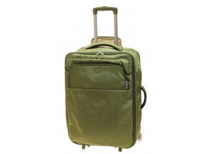 164407 8 cestovni kufr dielle m zelena