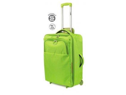 164410 2 cestovni kufr dielle m green