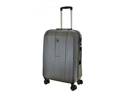 168529 7 cestovni kufr fabrizio 4w m gateway dark grey