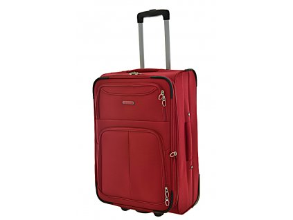 169075 5 cestovni kufr madisson 2w m red