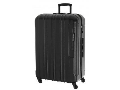 165958 6 cestovni kufr march cosmopolitan l black alu