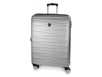 170266 5 cestovni kufr modo by roncato houston l silver