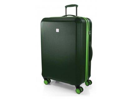 170374 7 cestovni kufr modo by roncato sunny l dark green