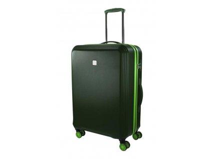 170383 7 cestovni kufr modo by roncato sunny m dark green