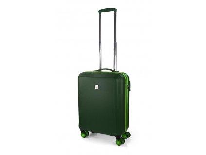 170389 6 cestovni kufr modo by roncato sunny s dark green