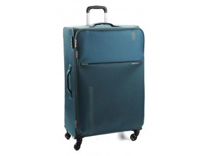 169666 6 cestovni kufr roncato speed 4w l blue
