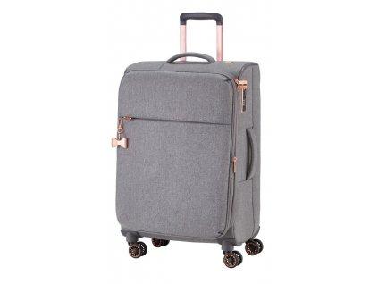 168910 7 cestovni kufr titan barbara 4w m grey