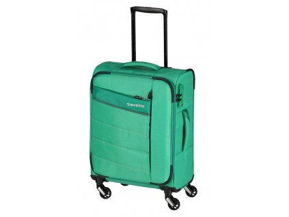 170500 5 cestovni kufr travelite kite 4w s green