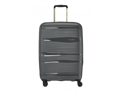 169885 10 cestovni kufr travelite motion 4w m anthracite