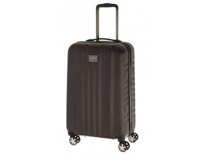 166765 7 cestovni kufr yearz fly m bronze brushed