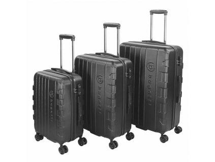 170734 1 cestovni kufry set 3ks bugatti galatea s m l black