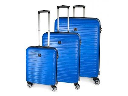 170827 1 cestovni kufry set 3ks modo houston s m l tyrkysova