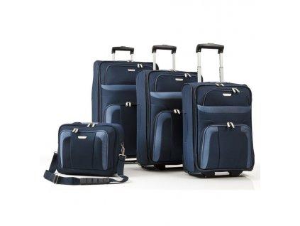 170896 1 cestovni kufry set 4ks travelite orlando s m l b blue