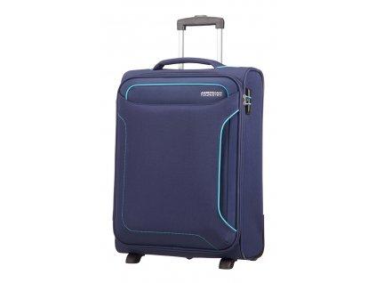 174973 6 cestovni kufr american tourister holiday heat 2w s modra