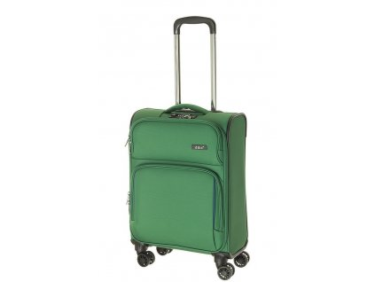 166267 6 cestovni kufr d n 4w s zelena
