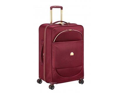 170611 7 cestovni kufr delsey montrouge 68 red