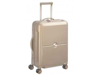 170566 7 cestovni kufr delsey turenne slim 55 beige