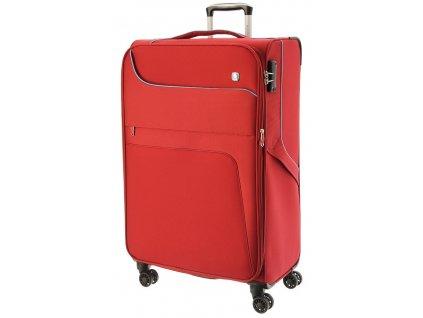 167611 7 cestovni kufr dielle 4w l cervena