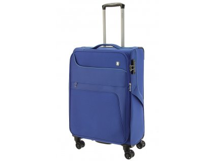167785 7 cestovni kufr dielle 4w m modra