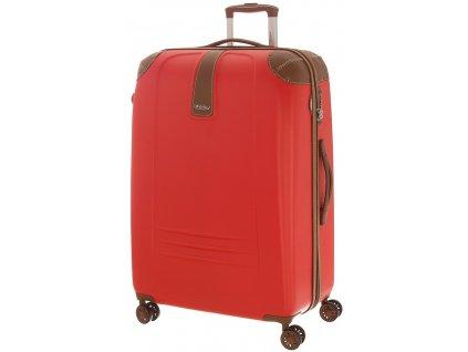 165394 6 cestovni kufr dielle l cervena