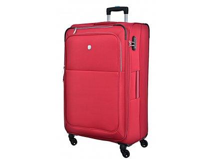 173140 7 cestovni kufr dielle l cervena