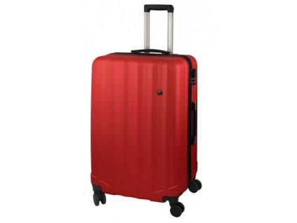 167272 4 cestovni kufr dielle l cervena